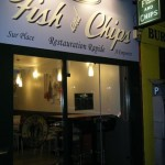 Martin's fish and chips