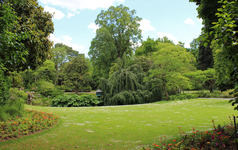 Jardin des plantes inedit de nantes - Jardin des plantes angers horaires ...