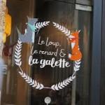 Le Loup, Le Renard et La Galette