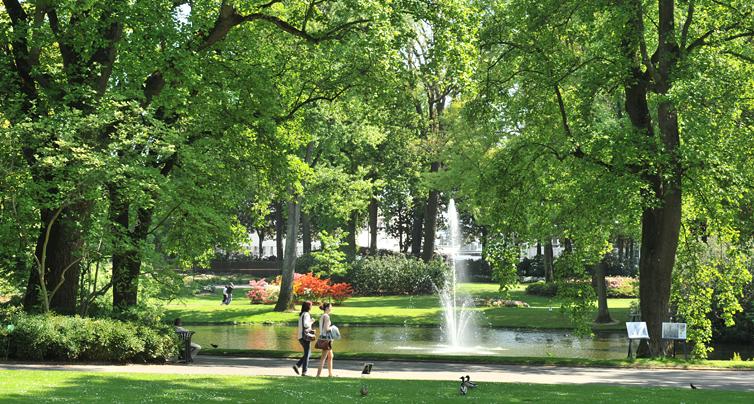 Parc de Beaulieu - Inedit de Nantes